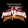 Logo de Power Rangers Dino Thunder cuadrado (Power Rangers Dino Trueno)