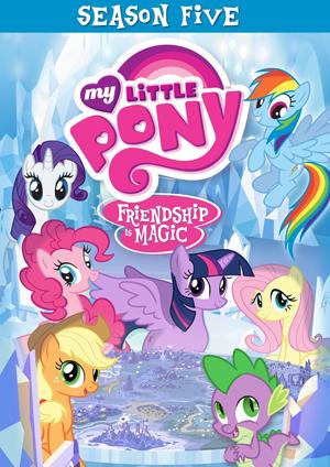 Anexo:5ª temporada de My Little Pony: La magia de la amistad