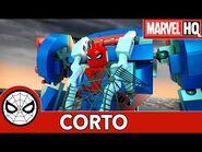 Mega-Confontración - Lego Marvel Spider-Man- Perseguido por Venom
