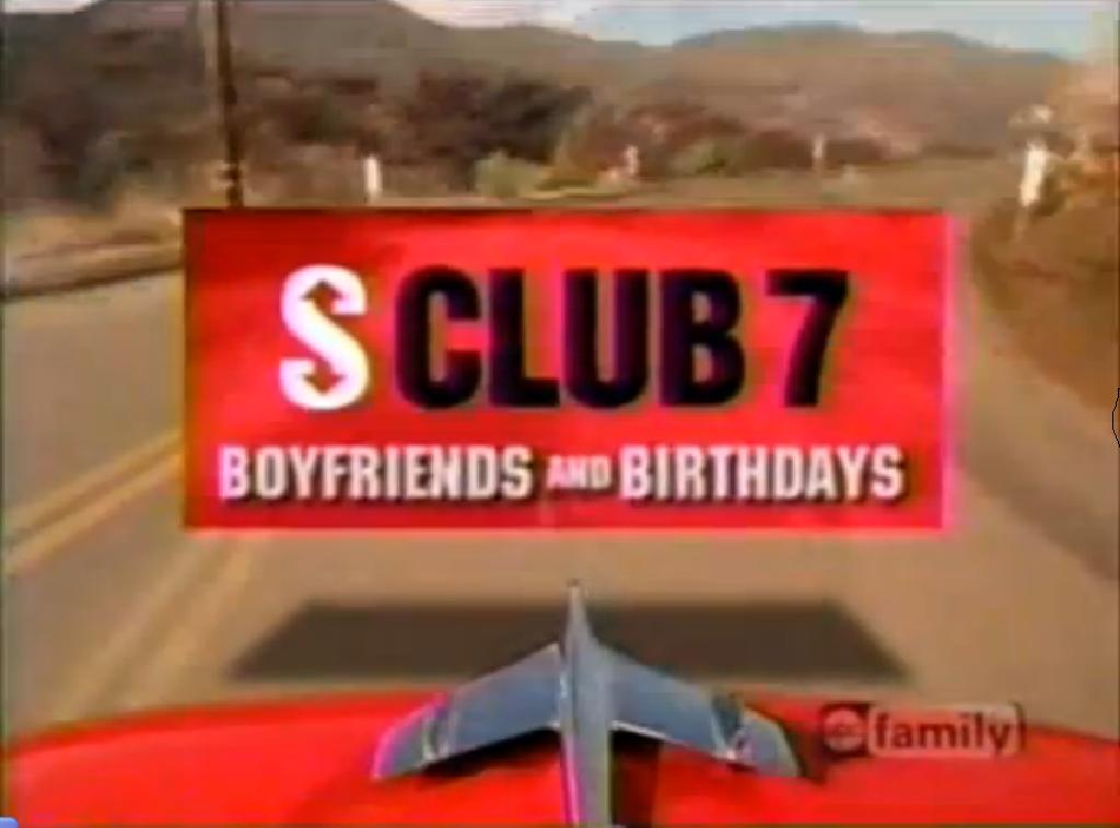 Anexo:Especiales de S Club 7