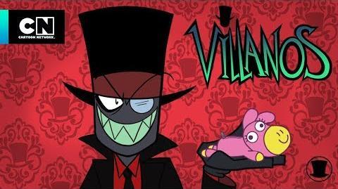 Videos de orientacion para villanos Los casos perdidos de Elmore Villanos Cartoon Network