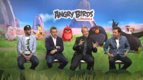 Adrián Uribe, Rubén Cerda, Faisy y Bazooka Joe hablan de sus pajarotes en Angry Birds
