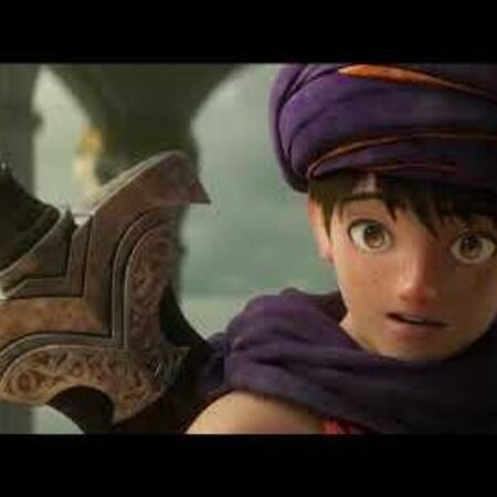 Dragon Quest Your Story Trailer Latino - Netflix