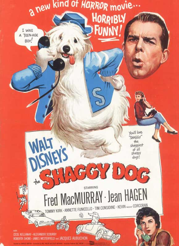El perro lanudo (1959)