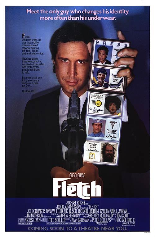 Fletch, el extraordinario