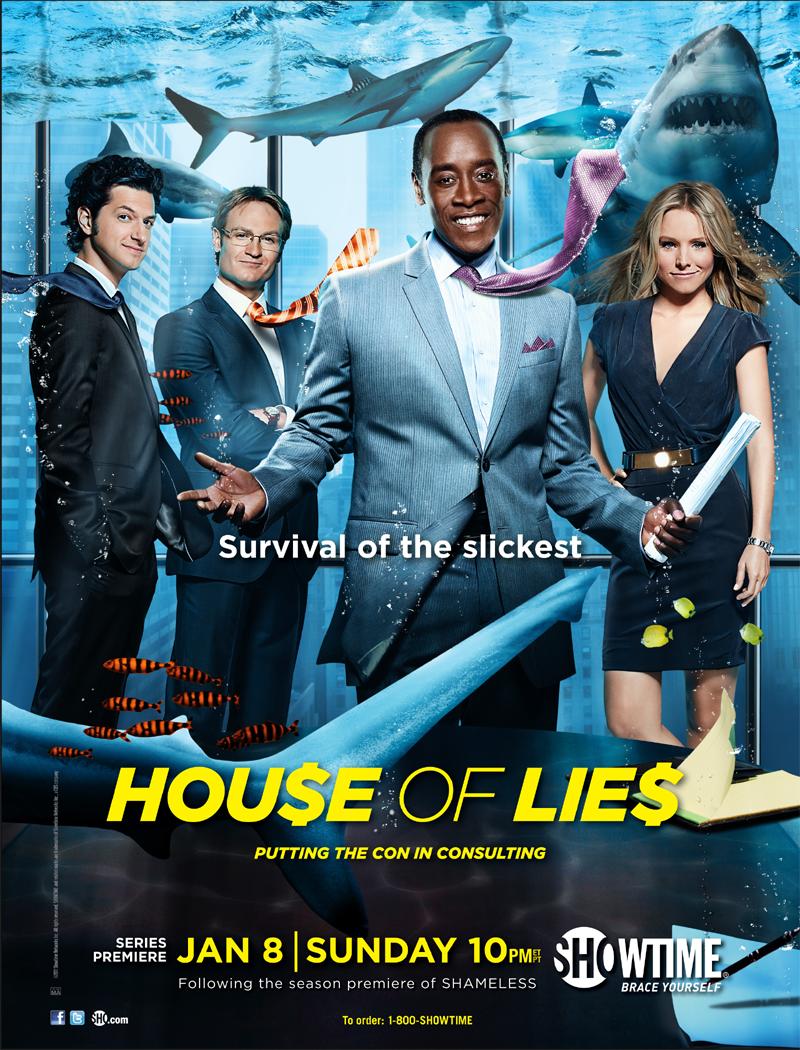 La casa del engaño