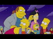 Los Simpson Temporada 32 - Clip -5 Latino Voces Originales - Voz de Kumiko y de Ned Flanders