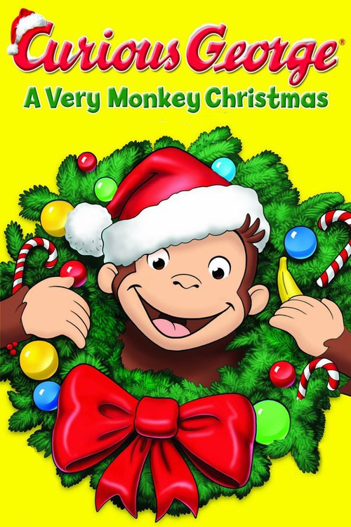 Jorge, el curioso: Una Navidad de monos