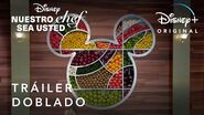 Nuestro Chef sea Usted Tráiler Oficial Doblado Disney+