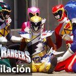 Power Rangers en Español Dino Super Charge La Derrota de los Rangers!