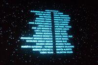 Voces adicionales - Captura de créditos cine Han Solo, una historia de Star Wars