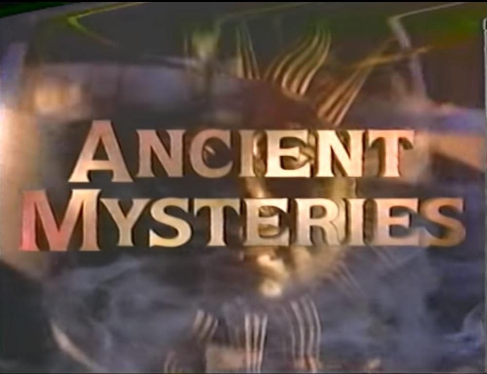Misterios ancestrales