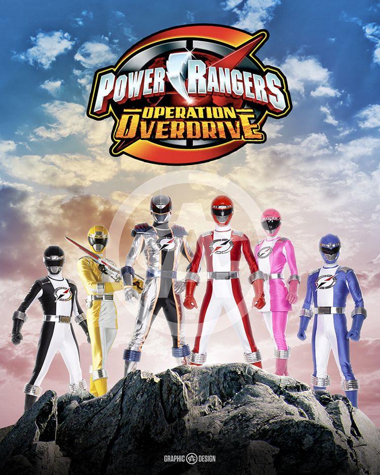 Power Rangers: Operación sobrecarga