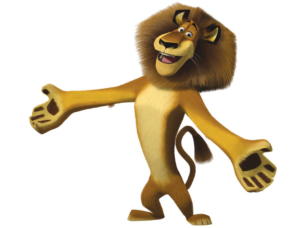 Alex, el León