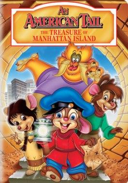 Un cuento americano 3: El tesoro de la isla de Manhattan