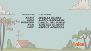 Creditos de doblaje The Loud House ESLA (S324-1)
