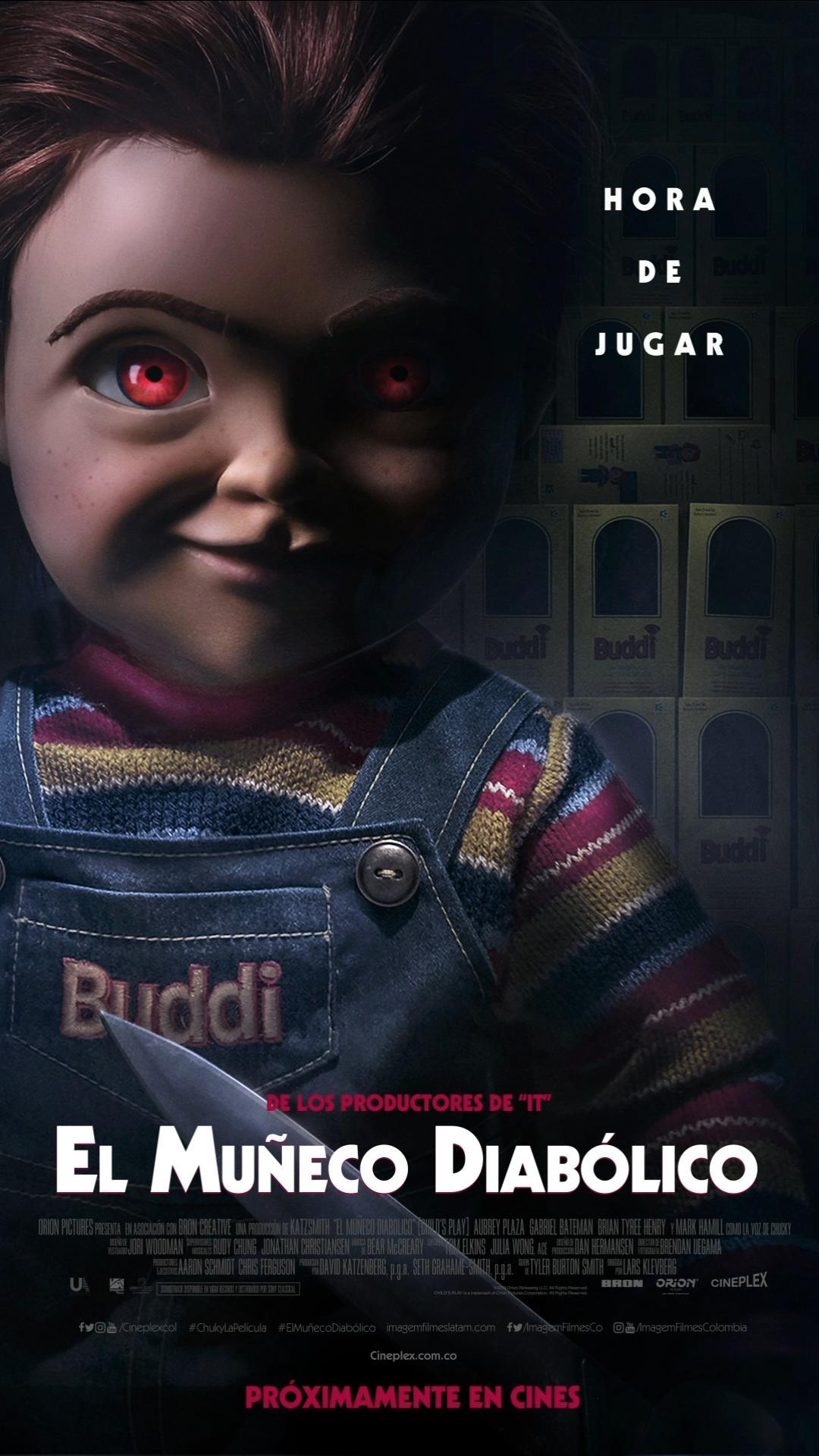 El muñeco diabólico (2019)
