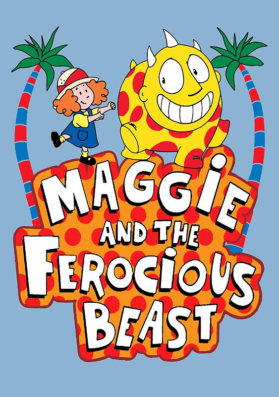 Maggie y la bestia feroz