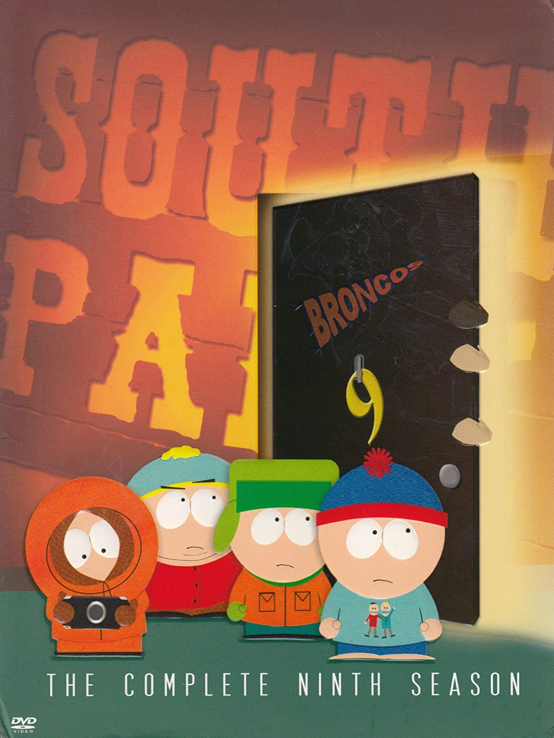 Anexo:9ª temporada de South Park