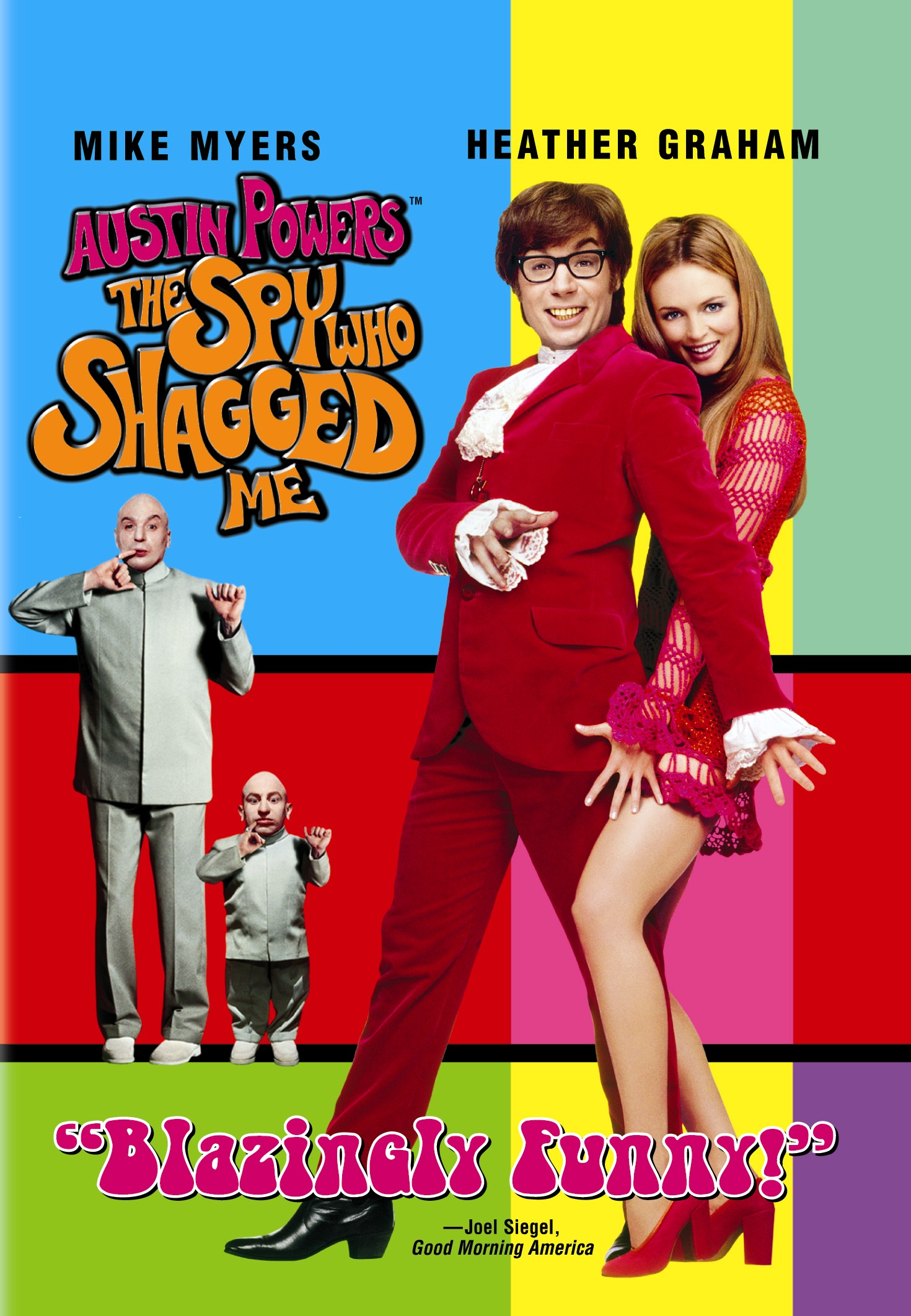 Austin Powers: el espía seductor