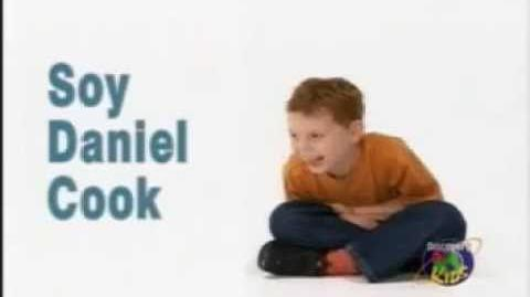 Daniel Cook Intro