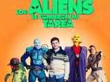 Los aliens se comieron mi tarea
