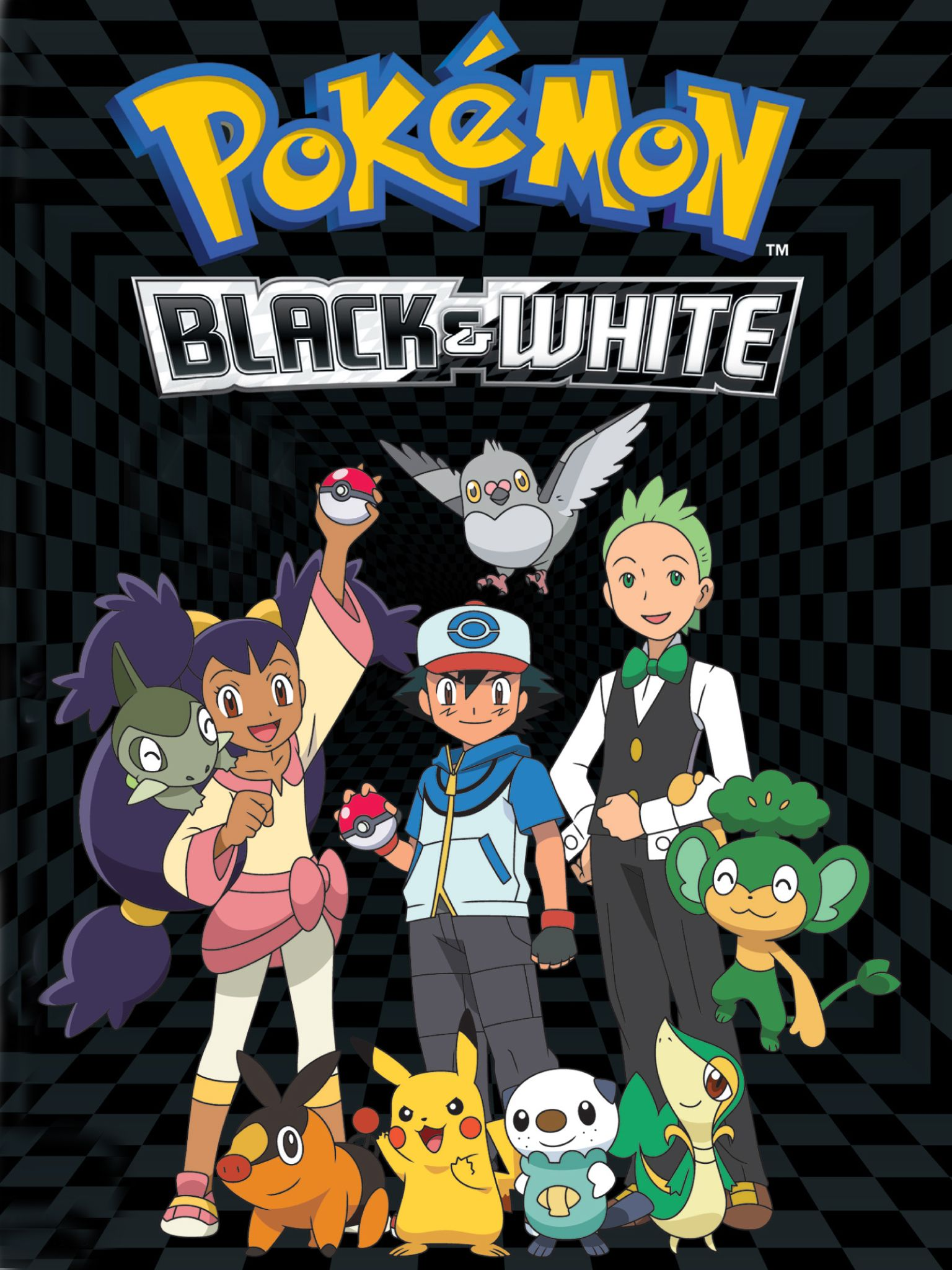 Pokémon Best Wishes!