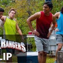 Power Rangers en Español El desafío de los Rangers Dino Charge