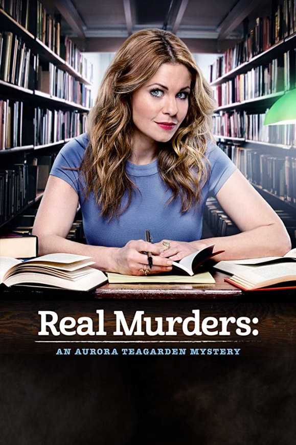 Asesinatos reales: Un misterio de Aurora Teagarden