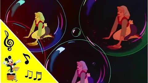 """Video Musical """"Canta Ruiseñor"""" La Cenicienta"""