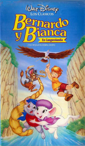 Bernardo y Bianca en Cangurolandia