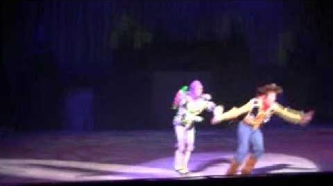 "Disney On Ice 2012 ""Toy Story"""