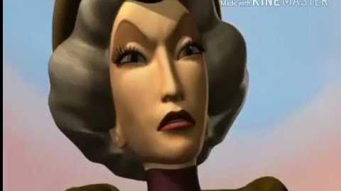 """Greta (6 9) """"Barbie como Rapunzel"""""""