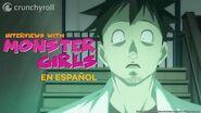 Interviews With Monster Girls Episodio 1 - Tetsuo Takahashi quiere una entrevista EN ESPAÑOL