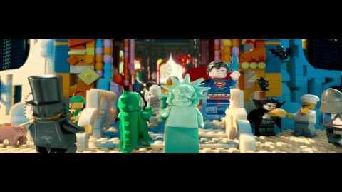 """LA GRAN AVENTURA LEGO - Increíble 30"""" HD - Oficial de Warner Bros. Pictures"""