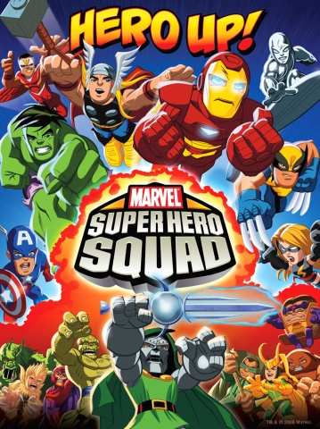 El Escuadrón de Superhéroes