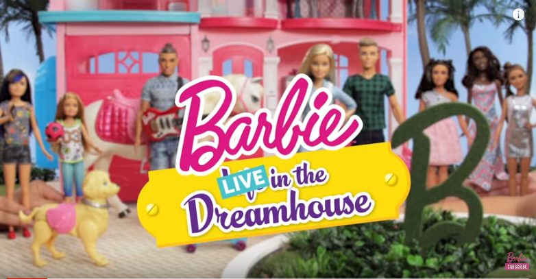 Barbie: Live! in the Dreamhouse