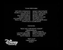 Créditos de doblaje de Mulán (TV) (DC) (2)