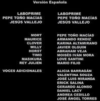 Doblaje Latino de Viva el Rey Julien (Capitulo 7)