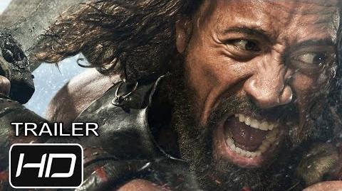 HÉRCULES - Trailer Oficial - Español Latino - HD
