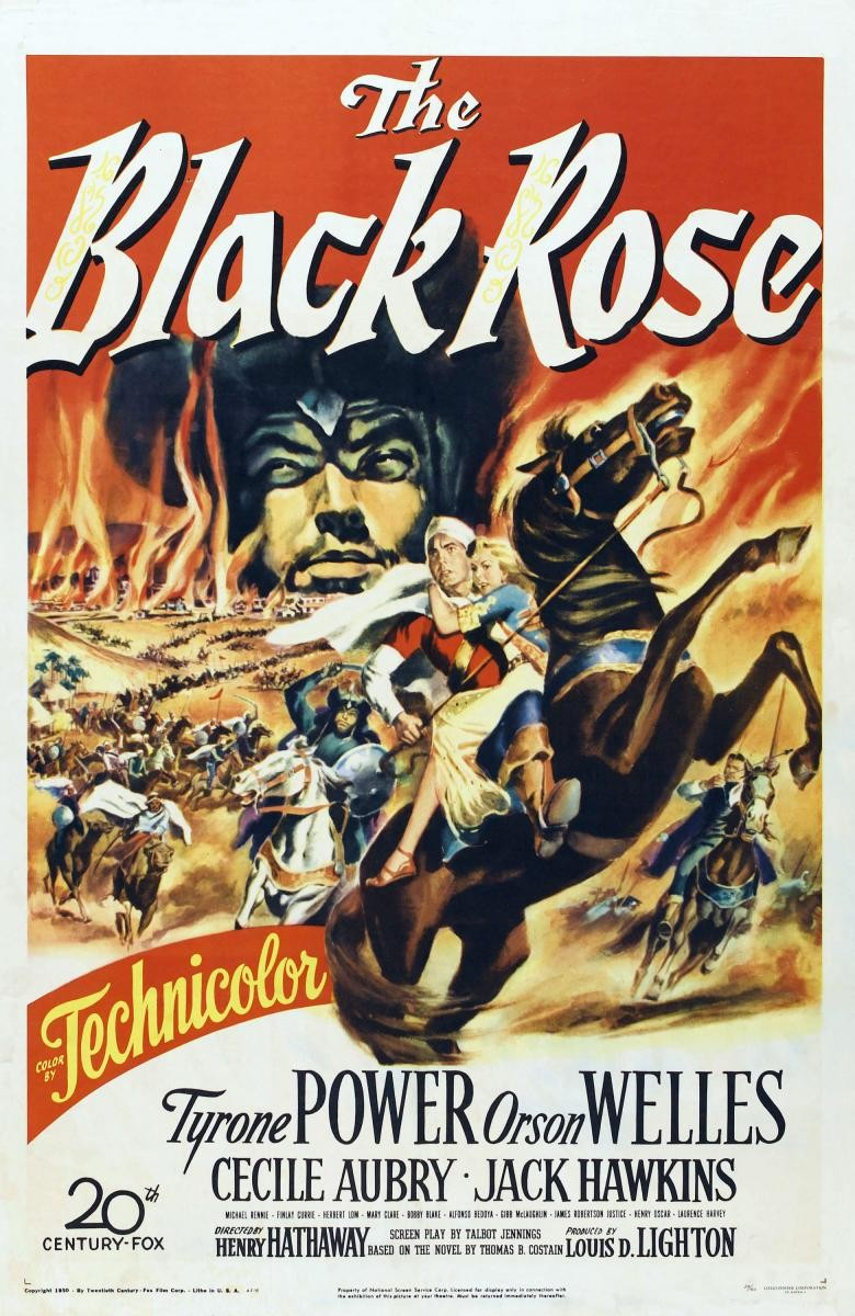 La rosa negra