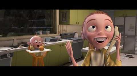 Los Increibles - La Niñera de Jack Jack - Doblaje Argentino