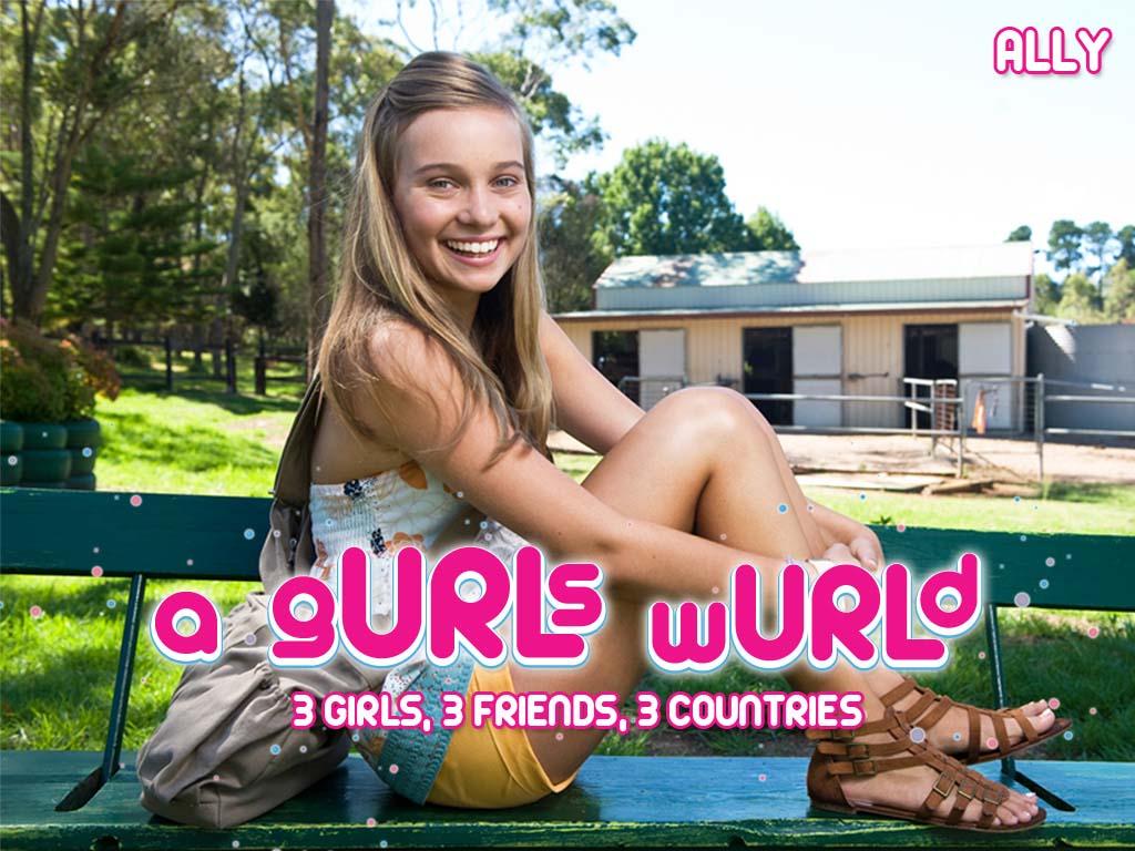 El ciber-mundo de las chicas