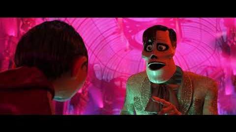 COCO, de Disney•Pixar - Miguel conoce a Ernesto de la Cruz