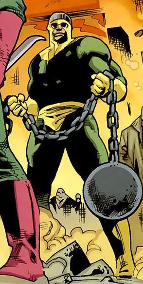 Bola de Trueno (Marvel Comics)