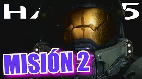 """Halo 5 Guardianes - Misión 2 """"Equipo Azul"""""""