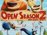 Open Season: Amigos salvajes 2