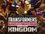 Transformers: La guerra por Cybertron Trilogía - Reino
