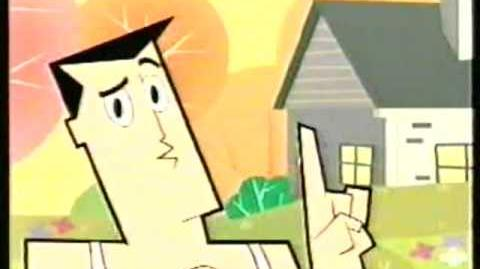 10º Cumpleaños Cartoon Network LA 30 Abril 2003 ( Parte 2 de 6)