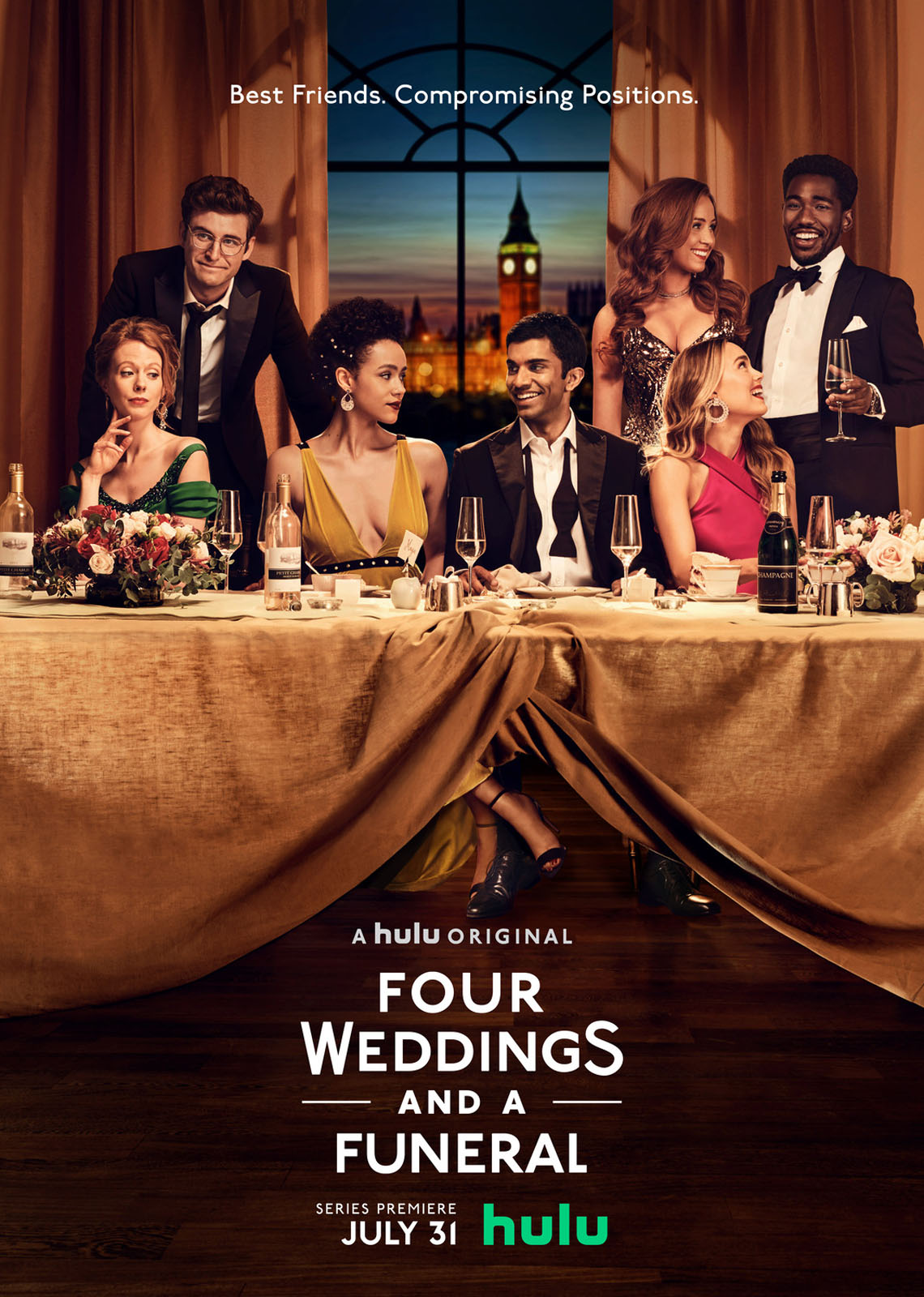 Cuatro bodas y un funeral (2019)